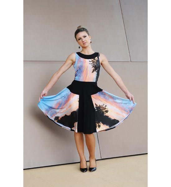 Zilpah tart Shadow Dress