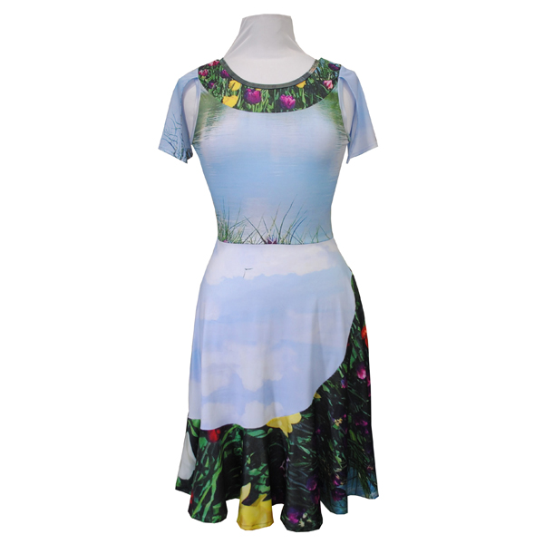 Zilpah tart Pixie Dress
