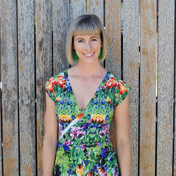 Yumi Morrissey Designer for Zilpah tart