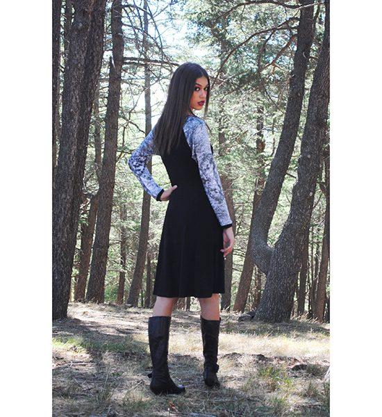 Zilpah tart Shadows dress