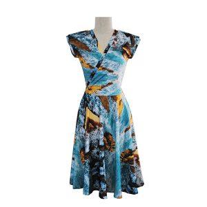Zilpah tart Cross Front Dress