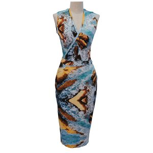 Zilpah tart Tide Dress