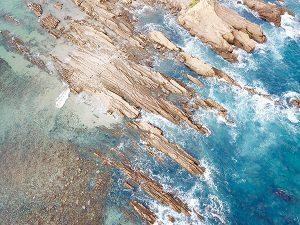 Zilpah tart drone photo