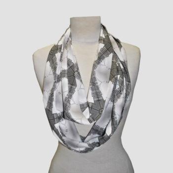 Zilpah Tart scarf
