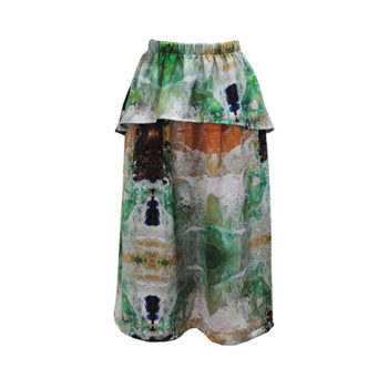 Sea Foam Skirt