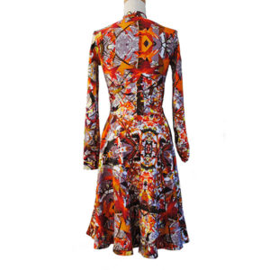 Printed Bamboo Dress