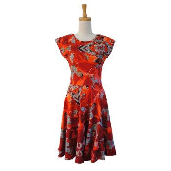 Bamboo T-shirt Dress
