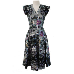 Cactus Print dress