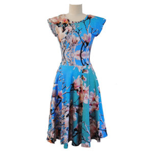 Bamboo Magnolia Dress
