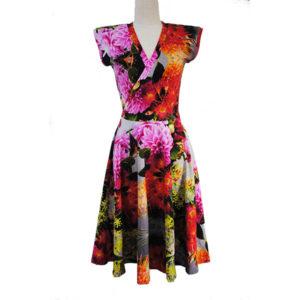 Bamboo Wildflower dress