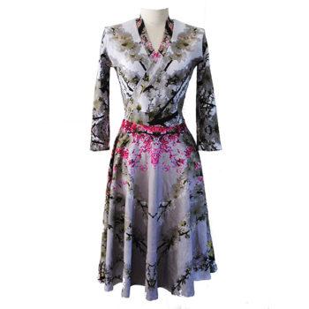 Bamboo Blossom Dress