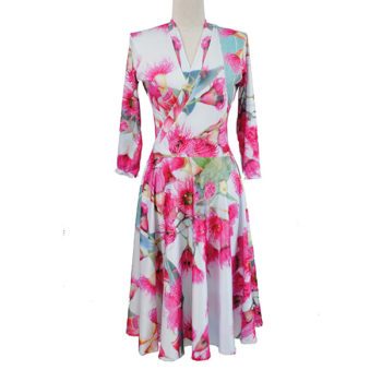 Gum Blossom Dress